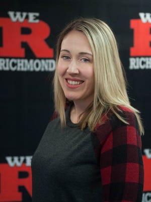 Sabrina Benner, RCS Teacher of the Year