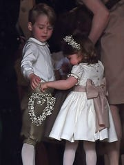 This ain't their first rodeo: Prince George and Princess