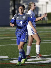 Dani Rhodes of Waukesha West was a two-time state Gatorade