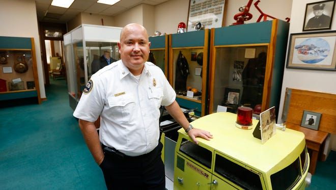 Assistant Fire Chief of Prevention Randy Villines is retiring from the Springfield Fire Department next week. He will take over the fire safety program at OTC.