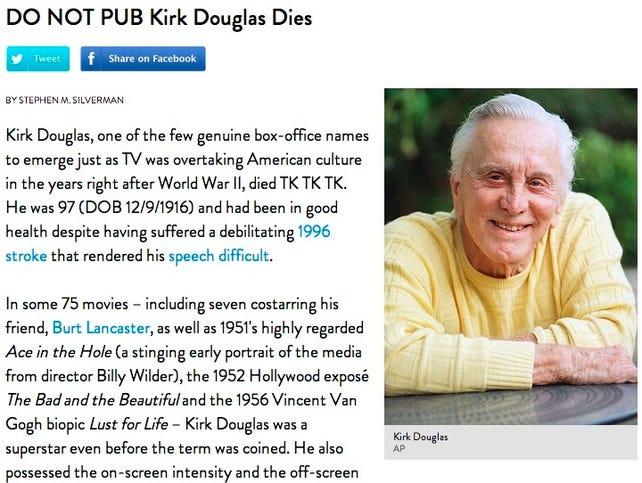kirk douglas death found dead today - 640×480