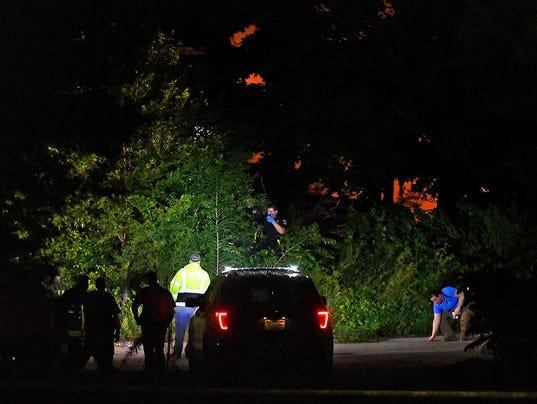 body found near College St bridge