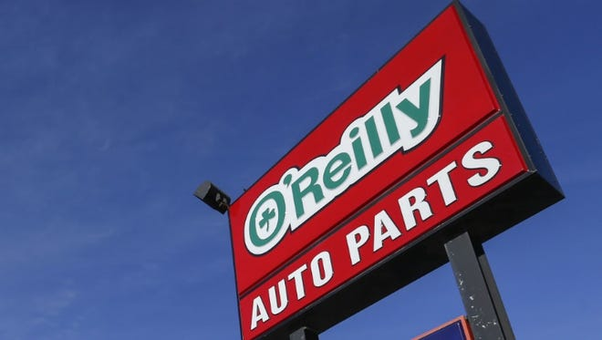 O'Reilly Automotive is headquartered in Springfield, and one of the area's largest employers.