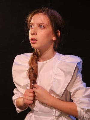 Montclair resident Ayla Schwartz, 10, will be starring as Helen Keller in The Miracle Worker at Queens Theatre.