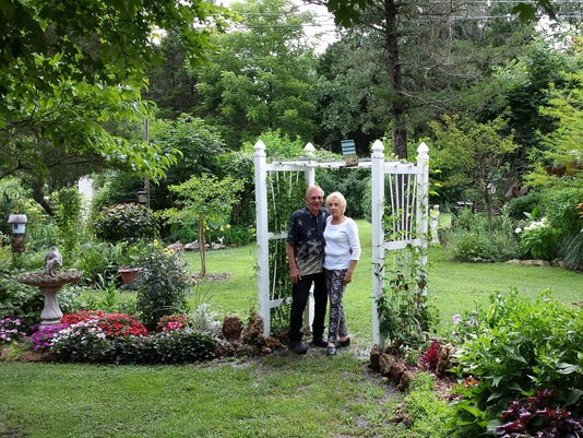 Inberg Yard of the Month