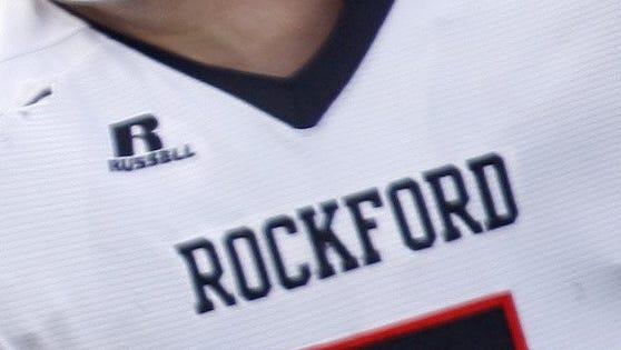 Rockford football jersey