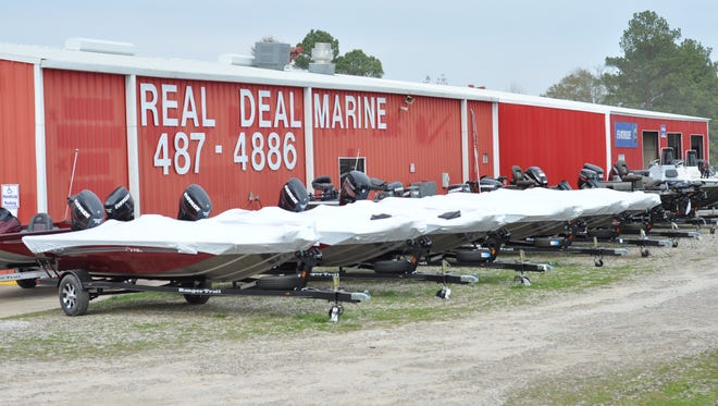 Real Deal Marine, a boat dealership formerly located in Alexandria, is now open for business at the former location of Buhlow Fun Park in Pineville.  The owners have plans to expand their business beyond boat sales. They will offer boat rentals to the public as well.