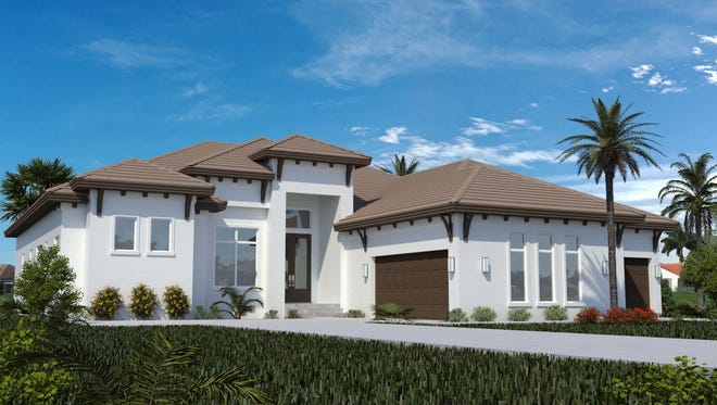 Clive Daniel Homes will provide furnishings for a Frank Jenkins' spec home in Gulf Harbour Yacht & Country Club.