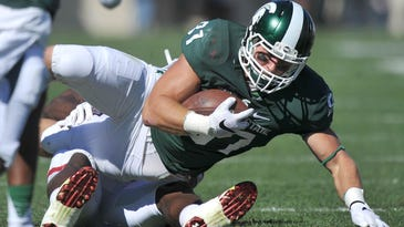 Sokol looks to catch on as MSU's starting tight end