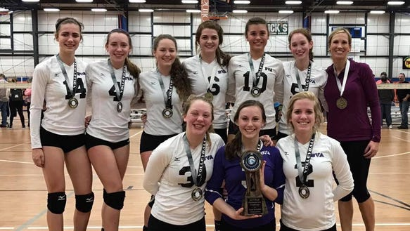 The Biltmore Volleyball Academy is hosting the 21st