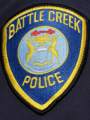 Battle Creek Police Department patch