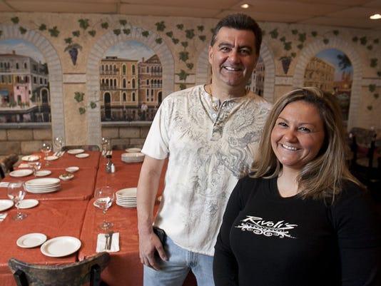 Shore Restaurants Shine On Food Network