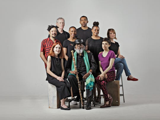 The 2017 Kresge Artist Fellows (Visual arts) 