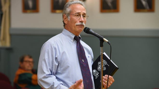 The woman suing the town said it violated OPRA by not providing her with a copy of results from a survey sent out local veterinarian, Dean Cerf.