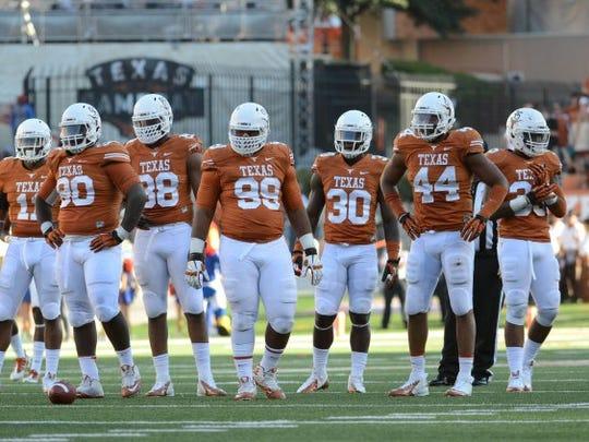... college football s best combinations. 3. Texas Longhorns. usatsi 7527956 62cab314e