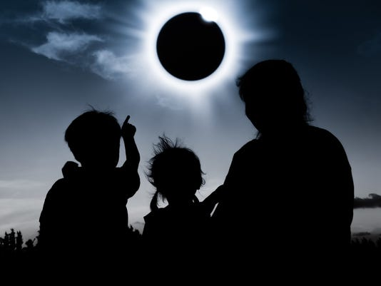 Those maps of eclipse's path? 'Wrong,' experts say — off by up to a half-mile at edge