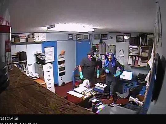 Suspects in Bubble Room burglary