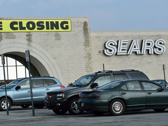 Sears at Chambersburg  Mall, Scotalnd, Pa., will close
