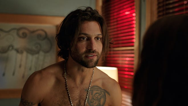 """Bret (Alexander DiPersia) is drawn into danger in """"Lights Out."""""""