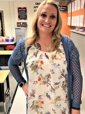 Park View educator Shanda Mendoza.