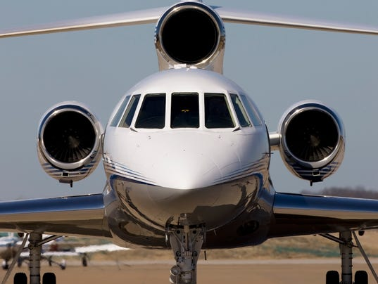 Falcon 7X Business Jet