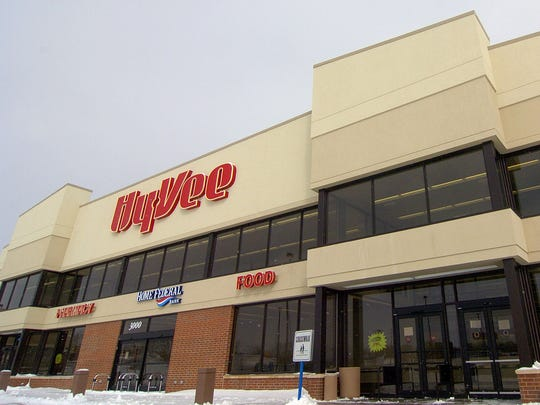 Hy-Vee has been sued by a woman who says she was injured at a Brookings store.