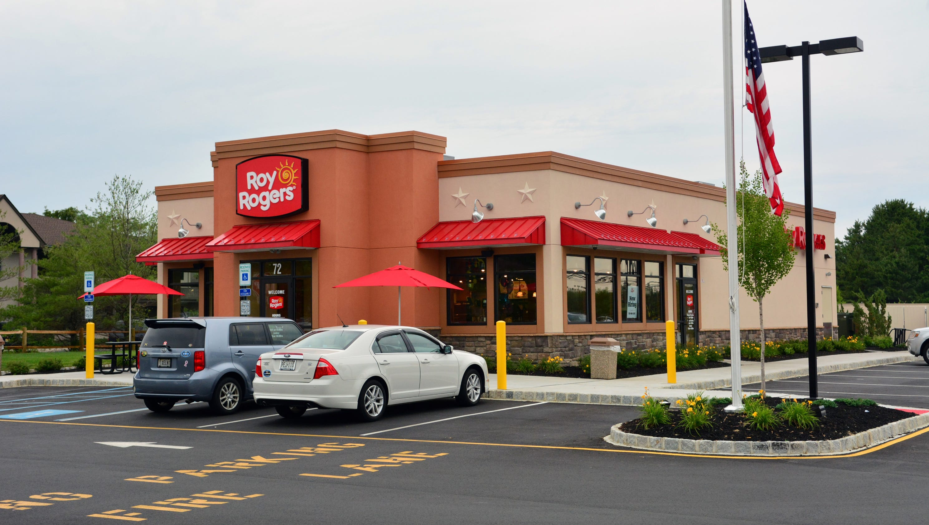 Roy Rogers Fast Food Chain
