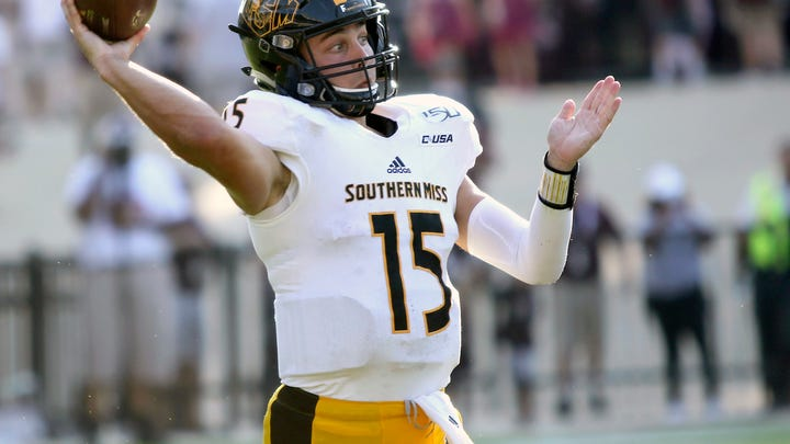 Jack Abraham's long journey to Southern Miss brings his football career full circle