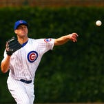 Lafayette native and ex-McCutcheon star Clayton Richard has been re-signed by the Chicago Cubs.