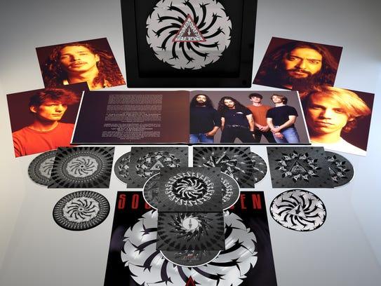 """Soundgarden, """"Badmotorfinger Super Deluxe"""" anniversary"""