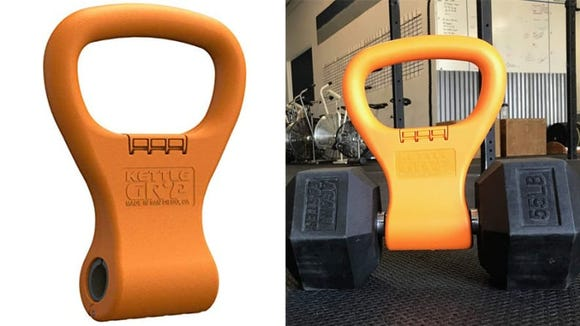Kettle Gryp Kettlebell Adjustable Weight Grip