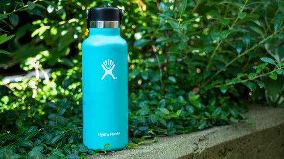 The best gifts for travelers 2019: Hydro Flask Water Bottle.