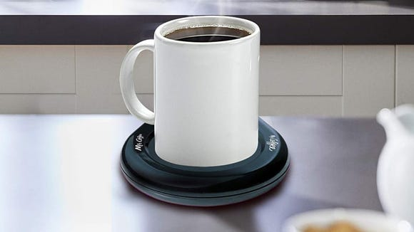 Best gifts under $50: Mr. Coffee Mug Warmer
