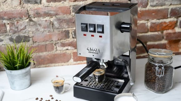 Gifts for new parents: Gaggia Classic Pro espresso machine