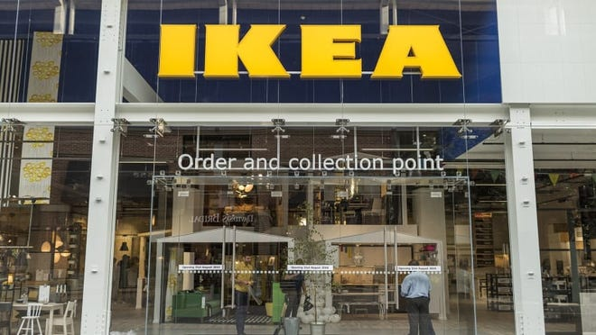 Ikea Family members have the chance to spend the night in the stores located in Brooklyn, in New York, and Costa Mesa, California, for the Ikea Swede Dreams event.