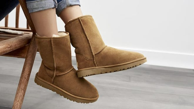 UGGs are unbeatable in terms of coziness.
