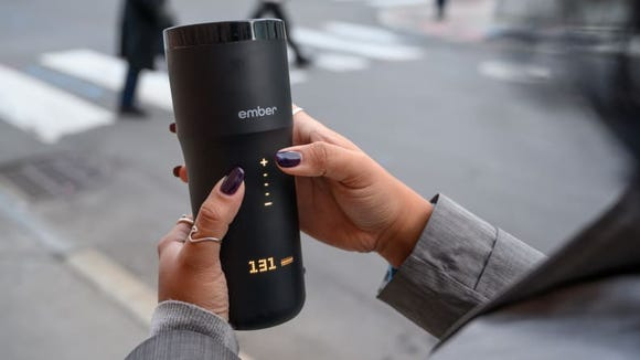 Best gifts to give yourself: Ember Smart Mug