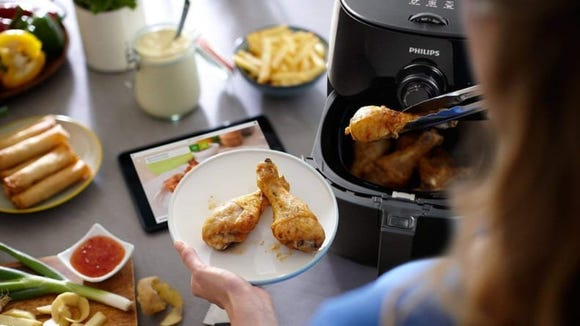 Air Fryers are great gadgets for still getting that fried food taste—but eliminating tons of oil.