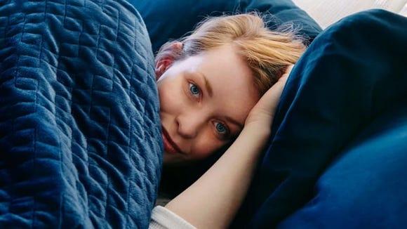 The Gravity blanket feels like a warm hug.