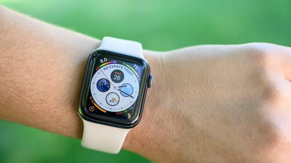 Popular products of 2020: Apple Watch Series 4.
