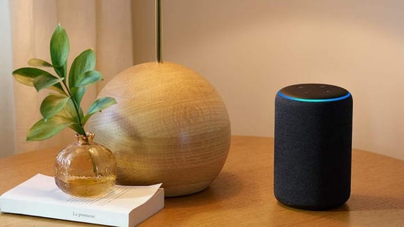 Popular products of 2020: Amazon Echo.