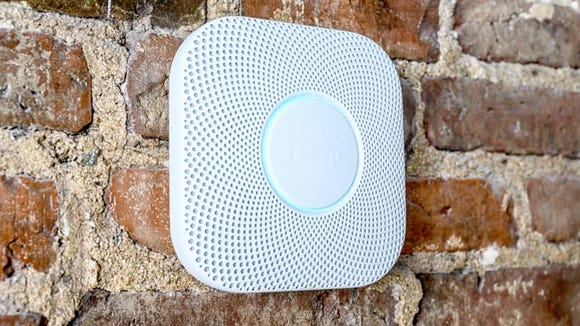 It takes about five minutes to set up the Nest Protect, and the process is impressively thorough, asking you for the detector location, as well as your self-testing and night light preferences.