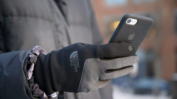 Yes, these are the best fitting touchscreen gloves we've ever tested.