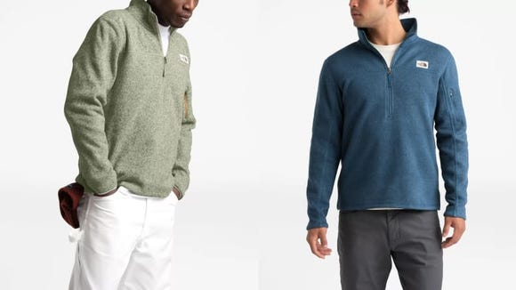 Because everyone could use a new pullover.