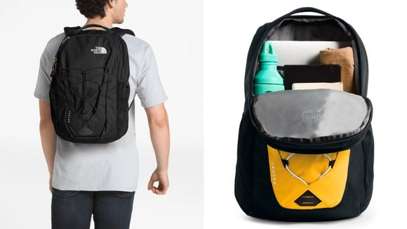 This pack packs comfort, style, and storage.