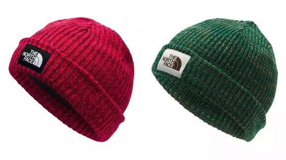 A classic beanie with the classic logo.