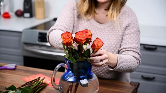 BloomsyBox sells subscription flowers, but their standalone arrangements come highly rated.