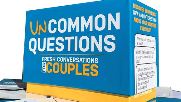 Get to know your partner better with these conversation cards.