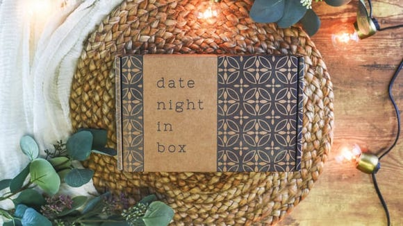 Too busy to plan a full date? This subscription box has you covered.