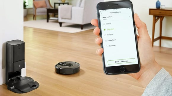 There's so much to love about the Roomba i7+.